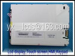 Lq084V1dg21 8,4 дюйма и разрешением 640x480 промышленных ЖК-панель для четкого отображения