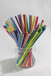 Avambraccio in carta colorata per uso alimentare all'ingrosso per Lollipop