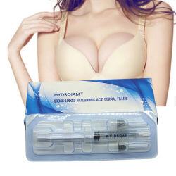Mama Ácido Hialurónico Inyecciones transparente 24mg/ml Gel