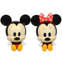 I personaggi dei giocattoli in miniatura più venduti in PVC a forma di mouse Figure Bambini Kid Collezione di regali