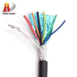 전기 와이어 동축 케이블 UL20276 연결 구리 박막 절연 제어 맞춤형 PVC Power Round Flexible Electric HDMI 케이블 와이어