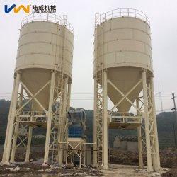 Silo de cimento de alta qualidade usado em fábricas de cimento com preço de fábrica
