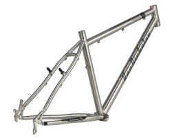 Hoogwaardige Titanium Cargo Bike Fork Set Rainbow Bicycle Frame
