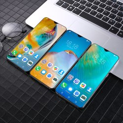 Teléfono celular p40 PRO+ Smart Phone Comercio Transfronterizo de Teléfono Teléfono móvil, venta directa de los fabricantes