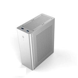 Cassa da tavolino del calcolatore di gioco della mini di Itx di Gamer del PC della torretta di montaggio della lamiera sottile cassa sicura del Governo HTPC