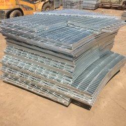 工場不整形形金属製建物マタリア溶接プラグインスチール 建設用プラットフォーム用格子