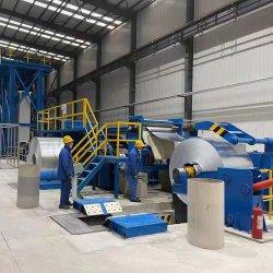 مواد البناء/خط إنتاج PPGI/ خط طلاء لون الطلاء الفولاذي