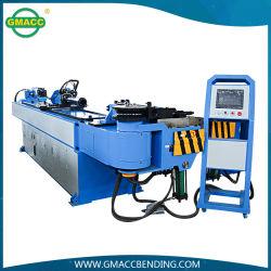 dobrador de tubos CNC hidráulicas, Roda Barrow Tubo para máquina de dobragem automática completa barra sólida, máquina de dobragem do Tubo (GM CNC-76-2A-1S)