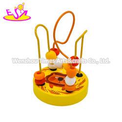 Personalizar de madeira clássico Cordão Mini labirinto para crianças W11b266