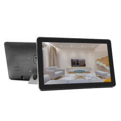 Сенсорный экран Android все в одном из планшетного ПК 21,5 дюйма высокого разрешения 1920*1080 рекламы сенсорного экрана планшетного ПК с поддержкой Poe NFC факультативного