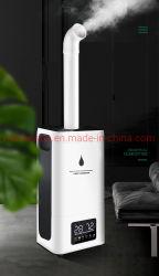 원격 제어 24L 산업 초음파 가습기 발광 다이오드 표시를 가진 차가운 안개 공기 가습기