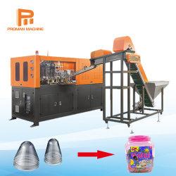 Vaso automatico della caramella dell'animale domestico che fa la macchina di salto di modellatura del colpo