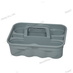 Aparelhos electrodomésticos limpe o compartimento de 3 Ferramenta sacola plástica Organizador de limpeza Caixa de transporte