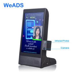 Lo scanner di temperatura del rivelatore di temperatura del corpo umano seleziona rapidamente l'allarme di voce