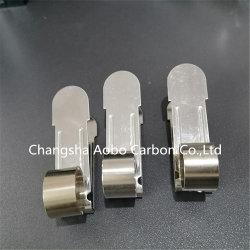 Molla della forza del constact dell'acciaio inossidabile della molla del supporto di spazzola per il motore di industria