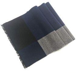 2021 새로운 디자인 핫 셀링 패션 남성용 S Wool Woven 가을과 겨울 스카프 Ws21937-1