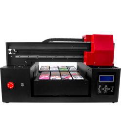 علبة هاتف لوحة ضبط الارتفاع التلقائية LED UV Printer