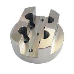Hohe Präzision Kundengebundene 5 Achse Aluminium Edelstahl Messing Kunststoff CNC-Fräsen Drehen Ersatzteil CNC maschinell bearbeitete Bearbeitungsteile