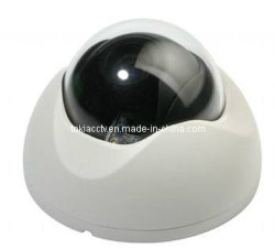 La cámara del sensor CCD Sony 1/4/mini cámara domo de plástico/Importe de la cámara (TK-D742T)