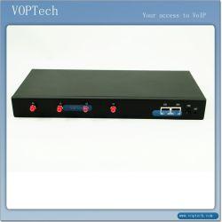 VoIP PBX mit den 2 G-/Mkanälen u. 4 FXO/FXS Häfen (VPX2042G)