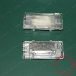 Éclairage du coffre à LED pour BMW 1/3/5/6/7 série F01 F02 E36 E38 E39 E46 E60 E60 LCI E61 E65 E66 E82 E88 E90lci bagages zone de cargaison lumière