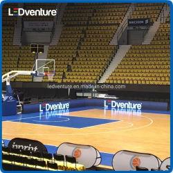Pubblicità perimetrale indoor Display LED schermo a billboard per lo sport Stadio