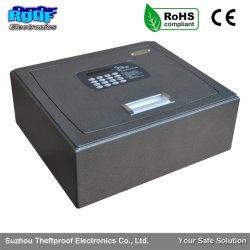 Laser Cutting Construction Top Opening LCD Verborgen veilige ladekast