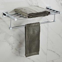 따뜻한 수건, 랙 홀더, 호텔 욕실, 화장실, 스테인리스 스틸 크롬 Surface Towel Rack