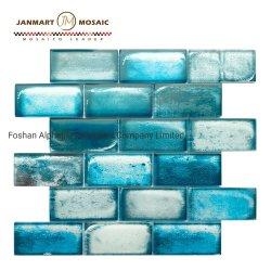 De Tegel van het Glas van het mozaïek/Keuken, Batroom, Eetkamer, de Tegel van het Mozaïek van het Glas van de Decoratie van het Hotel