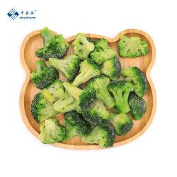 Ornamenti verdi di verdure del broccolo congelati IQF del broccolo di Sinocharm