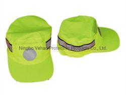 Populares Visibilidade Hi Hat Reflective Tampa de segurança