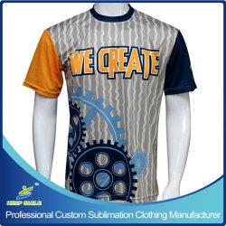 Il Lacrosse su ordinazione del manicotto di Short di sublimazione mette in mostra la maglietta degli uomini della fucilazione