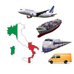 La Chine Freight Forwarding Service à l'Italie