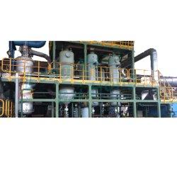 La gomma utilizzata che ricicla la macchina ricicla le gomme residue alla pianta di olio combustibile di pirolisi