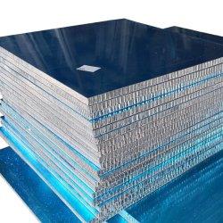 PVC는 필름 알루미늄 벌집 널 선반 완료 표면을 보호한다