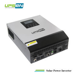 Caricatore verde 12V 24V 48VDC dell'invertitore di energia solare per il sistema di energia solare
