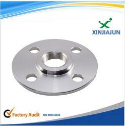 Kalter rostfreier /Carbon-Stahlflansch der warmen oder heißen Schmieden-Produkte, Metallherstellung-Flansche