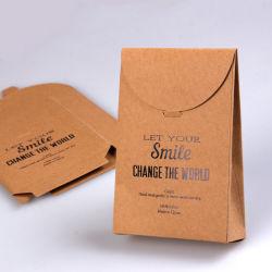 Borsa di carta personalizzata Sinicline Kraft Stampa buste di cartone