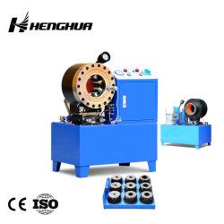 Sets 220V 12 des Kern-Patent-heiße Dx68 Werksgesundheitswesen-2 '' (6-51mm) geben Form-hydraulischer Schlauch-quetschverbindenPressmaschine frei