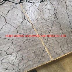 Rivestimento in PVC /zincato/acciaio inox/ rete metallica esagonale in rame