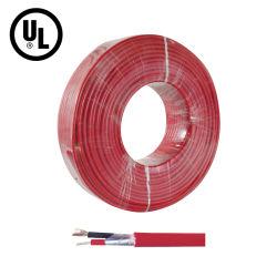 Liste UL Fire Alarm PVC Anti Câbles résistants au feu ignifugé