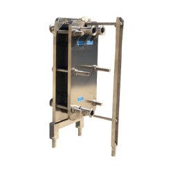 L'efficacité de la plaque de lait de qualité alimentaire Echangeur de chaleur pour la pasteurisation