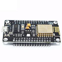 무선 모듈 Nodemcu V3 Lua WiFi 사물 인터넷 개발 PCB 안테나 및 USB 포트 ESP-12e CH340이 있는 Esp8266 보드