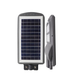 Guangzhou Keou Sensor de movimiento inteligente de energía potencia integrados todos en un LED 40W Luz solar calle