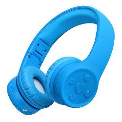 Geschenk-bequeme freundliche materielle Geräusche des Kindes, die kühlen Kinder Bluetooth Kopfhörer E2 beenden