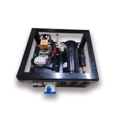 Погрузчик холодильной установки в режиме ожидания, транспортной холодильной установки в режиме ожидания