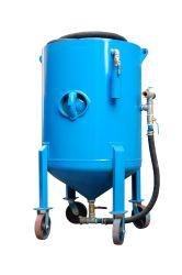 Moveable Sandblaster pot pour le pipeline de pression