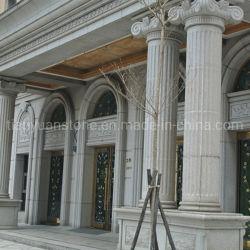 Gepolijste granietkolom/pilaarsteen voor binnen/huis/hotel decoratie
