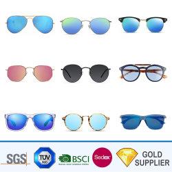 Qualitäts-kundenspezifisches Firmenzeichen-Sports fördernder moderner Eigenmarken-Luxus Marke polarisierte Sonnenbrillen für Frauen