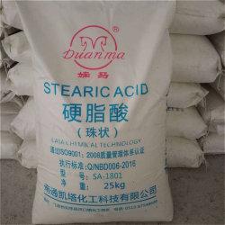 Plásticos y caucho utilizado cordón forma Triple pulsa el ácido esteárico